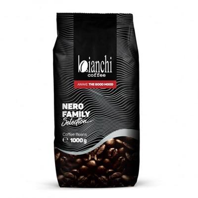 Bianchi Nero Family – 1 кг кафе на зърна