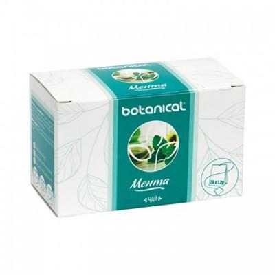 Чай Botanical Мента - 20 бр.