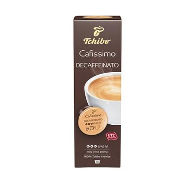 Tchibo Cafissimo Caffe Crema Decaffeinato - 10 капсули