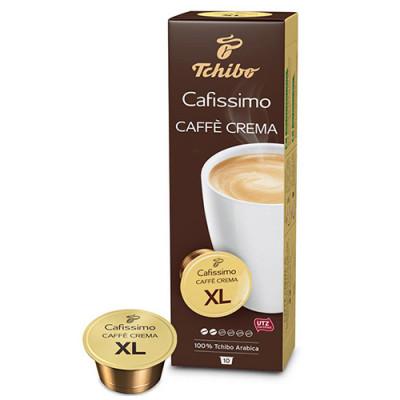 Tchibo Cafissimo Caffè Crema XL - 10 капсули