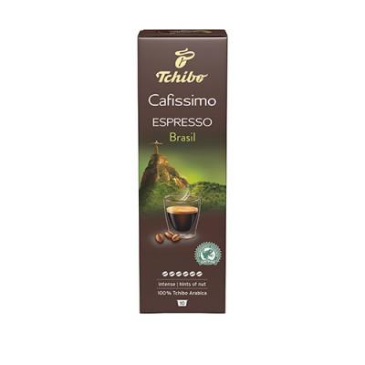 Tchibo Cafissimo Espresso Brasil - 10 капсули