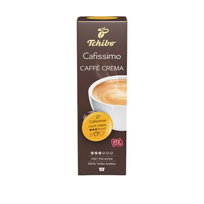 Tchibo Cafissimo Caffè Crema Fine Aroma - 10 капсули