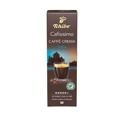 Tchibo Cafissimo Caffe Crema India - 10 капсули