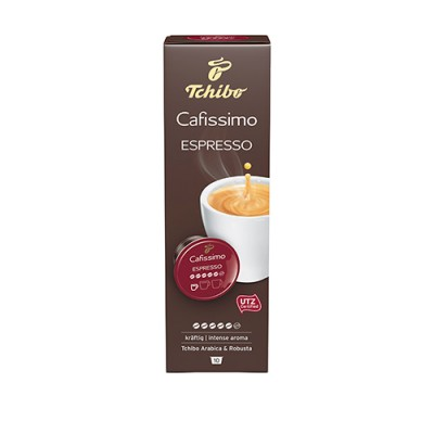 Tchibo Cafissimo Espresso Intense Aroma - 10 капсули