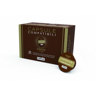 La Capsule SOAVE – капсули, съвместими с Lavazza A Modo Mio – 24 броя