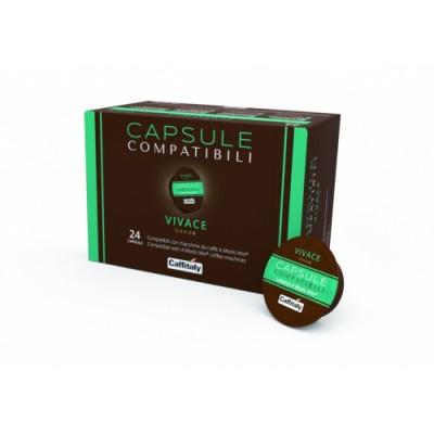 La Capsule VIVACE – капсули, съвместими с Lavazza A Modo Mio – 24 броя
