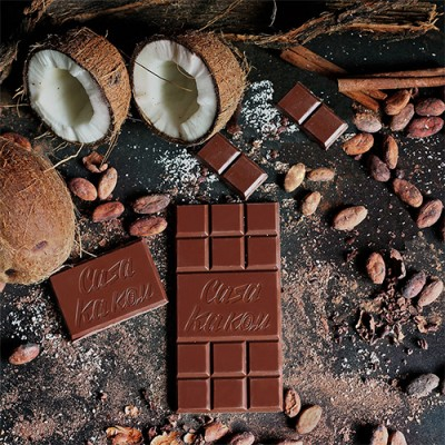 Casa Kakаu шоколад с кокос