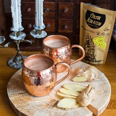 Casa Kakau шоколад за пиене с джинджифил