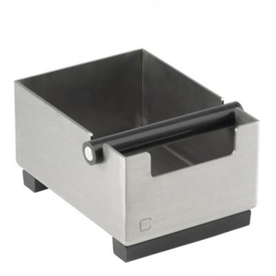 Concept Art кутия за отпадъчно кафе, метална