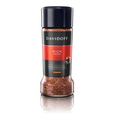 Davidoff Rich Aroma - 100 г разтворимо кафе