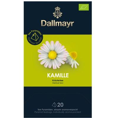 Dallmayr Pyramid teabags - Лайка - Био чай - 20 броя