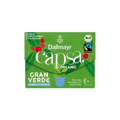 Dallmayr CAPSA Gran Verde Lungo Classico - 10 броя