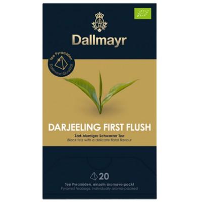 Чай Dallmayr Darjeeling First Flush - 20 бр.