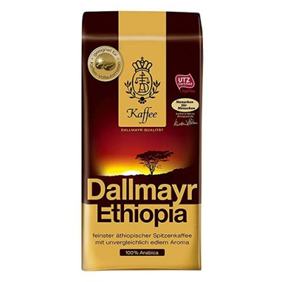 Dallmayr Ethiopia - 500 г кафе на зърна