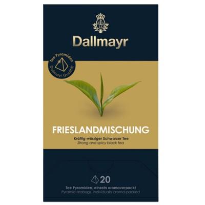 Dallmayr Pyramid Teabags - чай Frisian Blend - 20 пирамидки