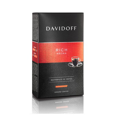 Davidoff Rich Aroma - 250 г мляно кафе