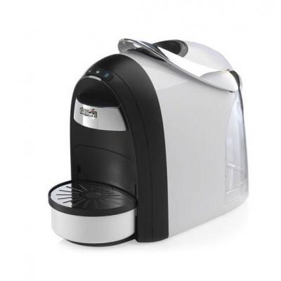 Капсулна кафемашина Caffitaly System DIADEMA S16 - черно и сребристо