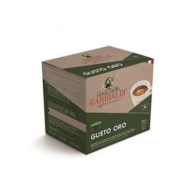 GARIBALDI Gusto Oro - капсули, съвместими с Dolce Gusto – 16 броя