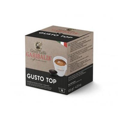 GARIBALDI Gusto Top - капсули, съвместими с А Modo Mio – 16 броя