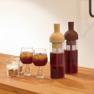 Hario - филтрираща бутилка за студено кафе