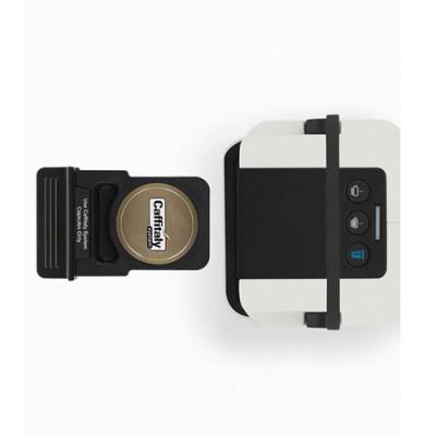 Капсулна кафемашина Caffitaly System IRIS S27 - бяла