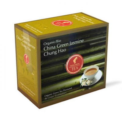 Julius Meinl Зелен чай с жасмин - China green tea with Jasmine - 20 бр.