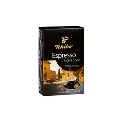 Tchibo Espresso Sicilia Style - 250 г мляно кафе