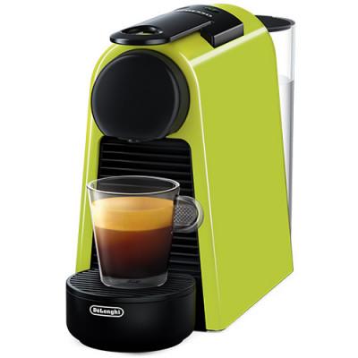 Кафемашина Nespresso Essenza Mini, зелена