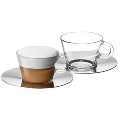 Чаши за капучино от колекция Nespresso View
