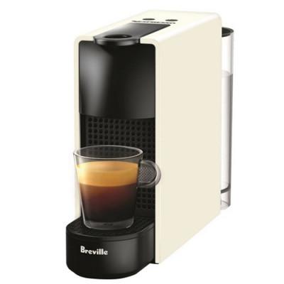 Кафемашина Nespresso Essenza Mini, бяла
