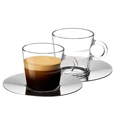 Чаши за дълго кафе от колекция Nespresso View