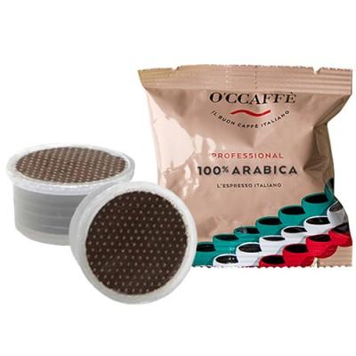 O'CCAFFÈ 100% Arabica - 50 капсули, съвместими с Lavazza Espresso Point