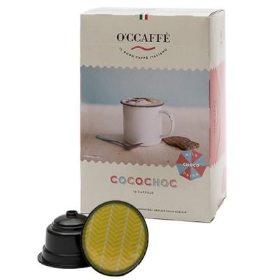 O'CCAFFÈ Cocomilk - 16 капсули, съвместими с Dolce Gusto