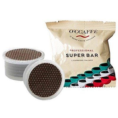O'CCAFFÈ Super Bar - 50 капсули, съвместими с Lavazza Espresso Point
