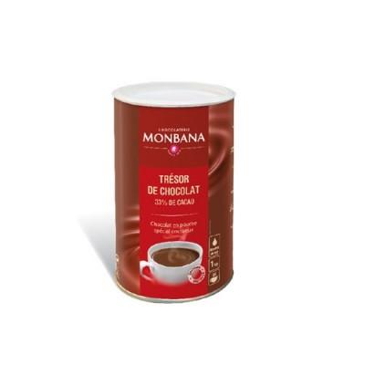Горещ шоколад Monbana Classic - 1 кг / 45-50 дози