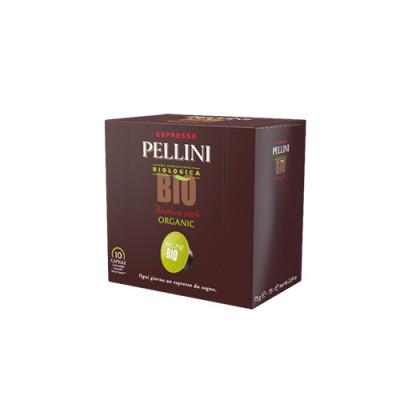 Pellini BIO Organic - 10 капсули, съвместими с Dolce Gusto