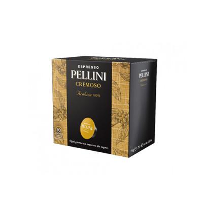 Pellini Cremoso - 10 капсули, съвместими с Dolce Gusto