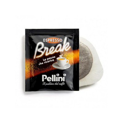 Pellini Espresso Break - 50 филтър дози