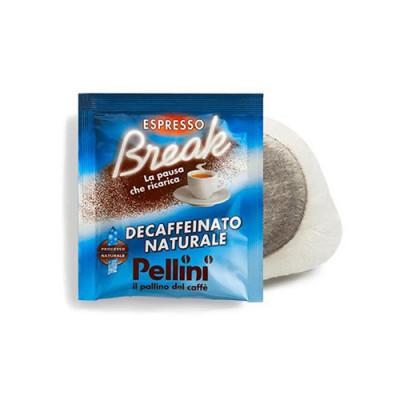 Pellini Espresso Break безкофеиново - 50 филтър дози