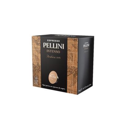 Pellini Intenso - 10 капсули, съвместими с Dolce Gusto