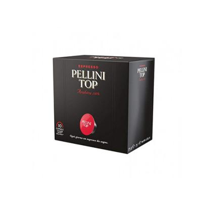 Pellini Top - 10 капсули, съвместими с Dolce Gusto