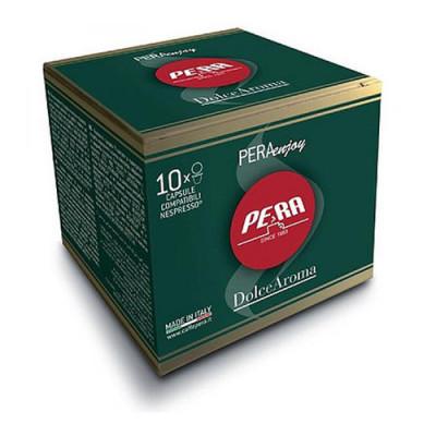 PERA Enjoy Dolce Aroma - 10 капсули, съвместими с Nespresso