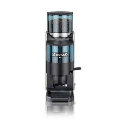 Полуавтоматична кафемелачка Rancilio Rocky с дозатор - инокс