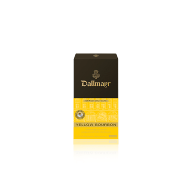Dallmayr Grand CRU Yellow Bourbon - Brazilia - кафе на зърна - 250 г