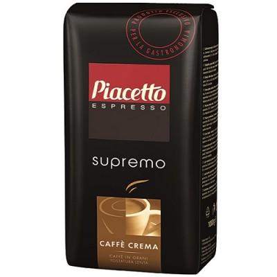Кафе на зърна Piacetto Supremo Cafe Crema - 1 кг