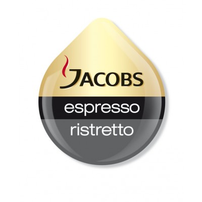 Tassimo Jacobs Espresso Ristretto - 24 напитки