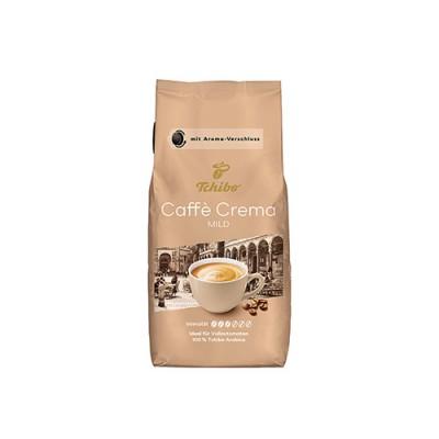 Tchibo Caffè Crema Mild - 1 кг кафе на зърна