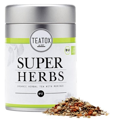 Teatox - SUPER HERBS
