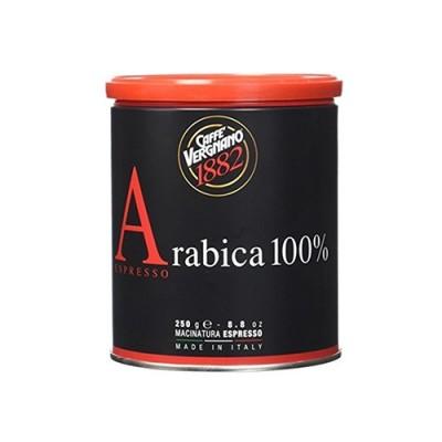 Caffè Vergnano Arabica 100% Espresso - 250 г мляно кафе