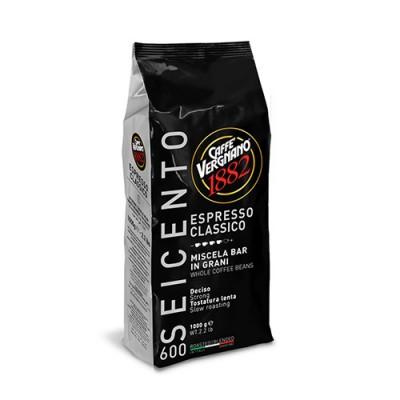 Caffè Vergnano 1882 Espresso Classico - 1 кг кафе на зърна